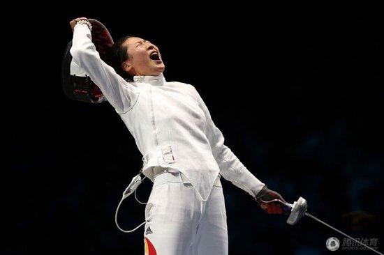 女重孙玉洁灭韩摘铜 首夺中国奥运个人赛奖牌