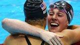 伦敦奥运第106金 女子200米仰泳富兰克林