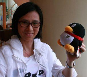 访香港奥运首金获得者李丽珊