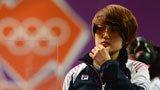 伦敦奥运第59金 射击女子25米手枪金贞美