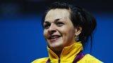 伦敦奥运第103金 女子举重75公斤颇多贝多娃