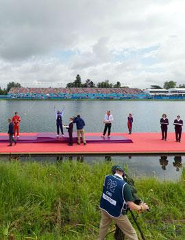 奥运赛艇比赛360全景图(2)