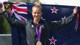 伦敦奥运第258金 女子单人皮艇200米 卡林顿