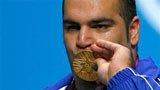 伦敦奥运第196金 举重105kg级萨里米克