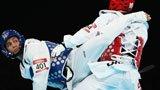 伦敦奥运第238金 跆拳道男子68kg级 塔泽古尔