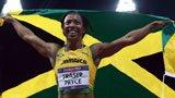 伦敦奥运第138金 女子100米 弗雷泽