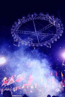 希望四年后还能站在奥运舞台