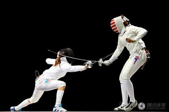 女重团体美国加时一剑险胜摘铜 俄罗斯获第四