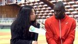 视频:独家采访法国110栏名将杜库雷