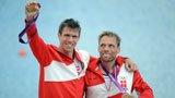 伦敦奥运第117块金牌 赛艇男子双人双桨丹麦