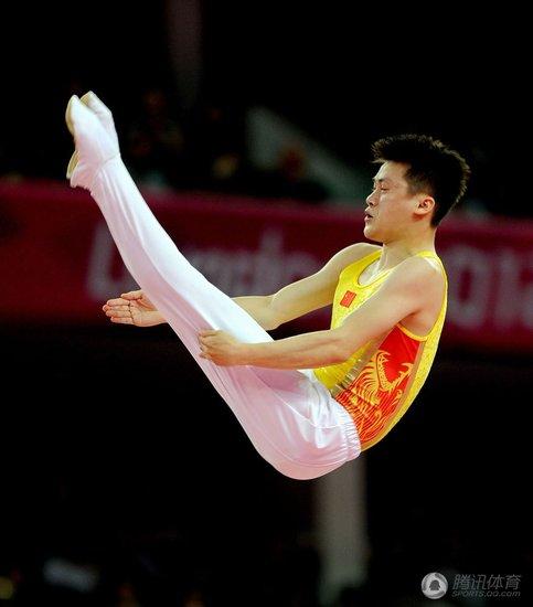 陆春龙摘铜赛后洒泪:这是我最后一届奥运会