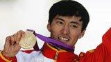 伦敦奥运第127金 男子20公里竞走陈定