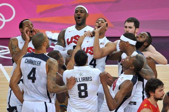 男篮综述:美国场均净胜32分卫冕 中国排第12