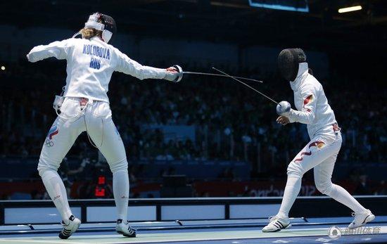 中国补齐击剑最后遗憾 女子重剑连灭两大豪门