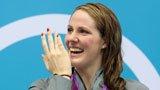 伦敦奥运第34金 女子100米仰泳富兰克林