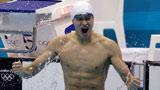 伦敦奥运第9金 男子400米自由泳孙杨
