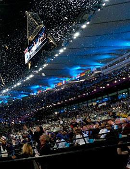 伦敦奥运开幕式360全景图