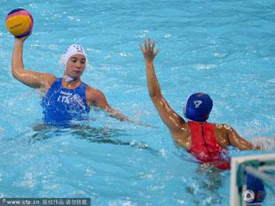 5-8名半决赛 中国胜意大利