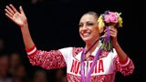 伦敦奥运第262金 艺术体操个人全能 卡纳耶娃