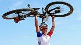 伦敦奥运第261金 女子山地自行车 布莱赛特