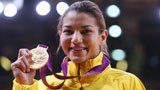 伦敦奥运第4金 女子柔道48kg级梅内塞斯