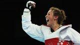 伦敦奥运第237金 跆拳道女子57kg级 琼斯