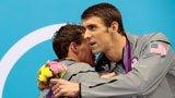 伦敦奥运第89金 男子200米混合泳菲尔普斯