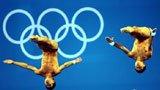 伦敦奥运第28金 男子双人10米台曹缘张雁全