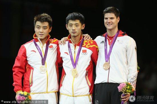 王皓:不退役将再战奥运 已尽力希望自己坚强