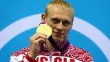 伦敦奥运第195金 男子跳水三米板 扎哈罗夫