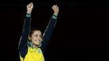伦敦奥运第38金 女子重剑个人赛谢娅金娜