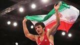 伦敦奥运第153金摔跤古典式55公斤级 伊朗