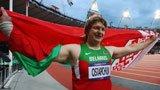 伦敦奥运第172金 女子铅球 奥斯塔普丘克