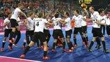 伦敦奥运第279金 男子曲棍球比赛 德国