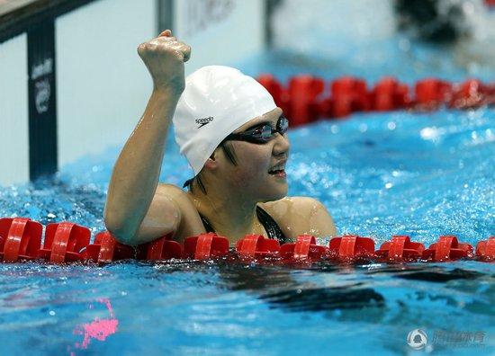 叶诗文成中国泳军史上最年轻大满贯选手
