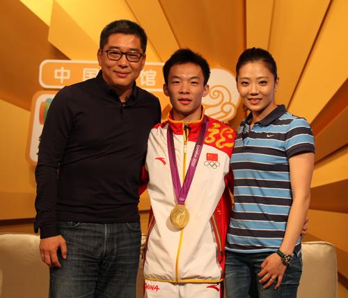 郭伟阳接受刘建宏腾讯专访:想任教练当干爹
