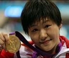 女子200米个人混合泳决赛 最后50米叶诗文反超夺金