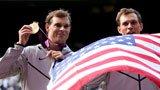 伦敦奥运第125金 网球男双美国布莱恩兄弟