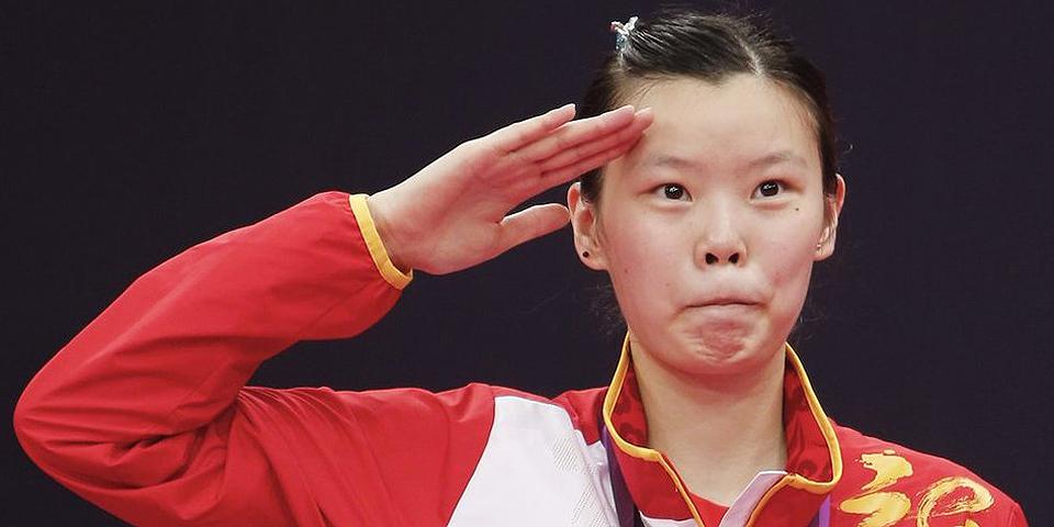 90后小将李雪芮夺羽球女单冠军