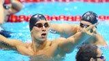 伦敦奥运第35金 男子100米仰泳格雷夫斯