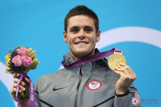 布迪亚:夺冠不可思议 金牌是最好的结婚礼物