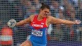 伦敦奥运第133金 女子铁饼贝尔科维奇