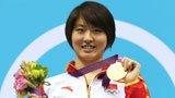 伦敦奥运第70金 女子200米蝶泳焦刘洋