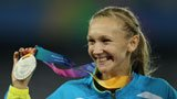 伦敦奥运第157金 女子三级跳远 伊利帕库娃