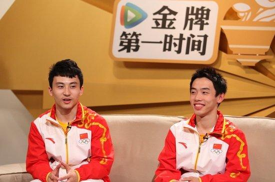 腾讯专访邹凯冯喆:决赛会紧张 教练就像父亲