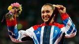 伦敦奥运第135金 女子七项全能恩尼斯