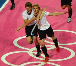 男子曲棍球 德国胜荷兰夺冠