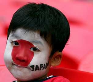 女足决赛日本小球迷