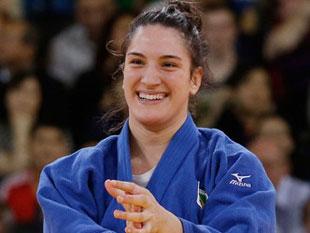 女子柔道78公斤级巴西摘铜