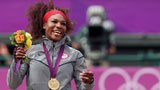 伦敦奥运第120金 网球女单小威廉姆斯